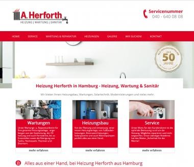 Heizung Herforth Hamburg