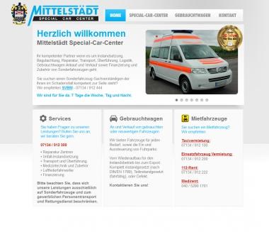 Special Car Center Mittelstädt